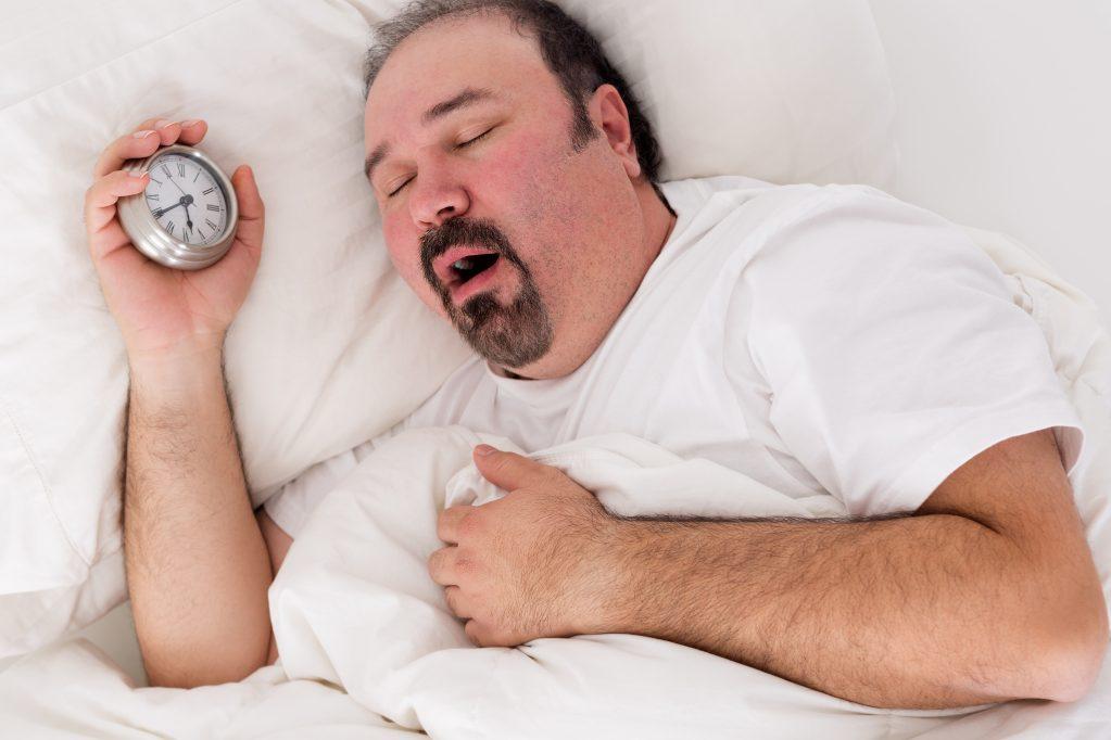 disminuye la cantidad y calidad del sueño